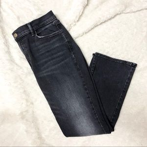 J Brand Jeans Selena Crop Boot Cut